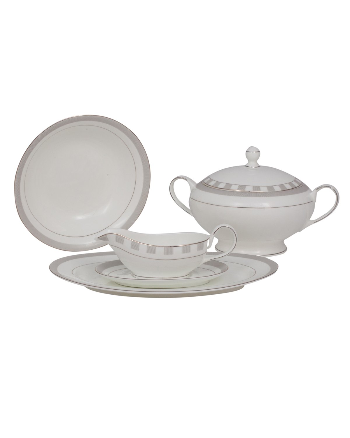 SPECTRUM  BONE CHINA SPECIAL SERVING SET