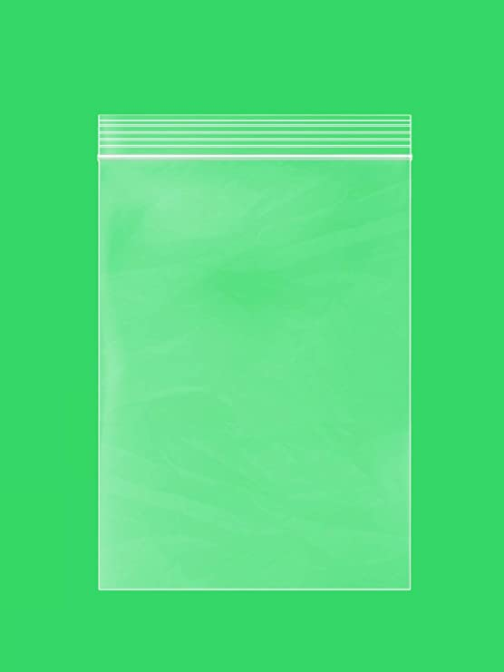 Ziplock Bags with White Block 4 x 6 2 Mil Clear Storage Bag Writable Pouches Pack of 1000