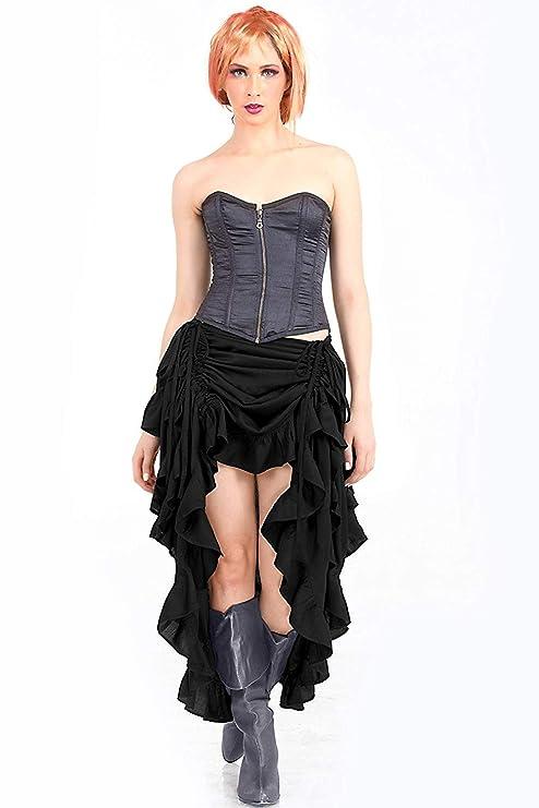 jupe steampunk femme