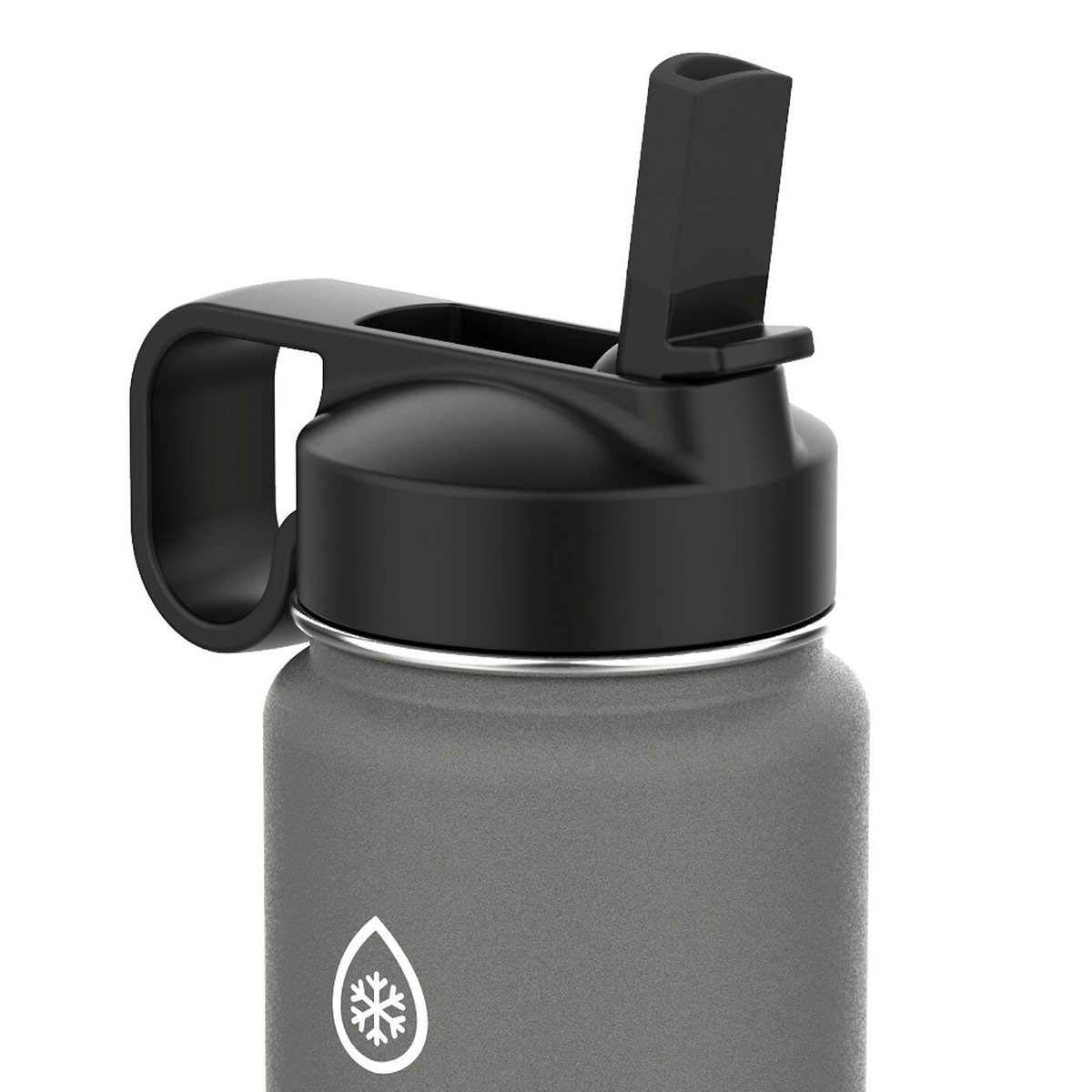 ThermoFlask 24-Ounce Double Wall Vacuum Insulated Stainless Steel Water Bottles