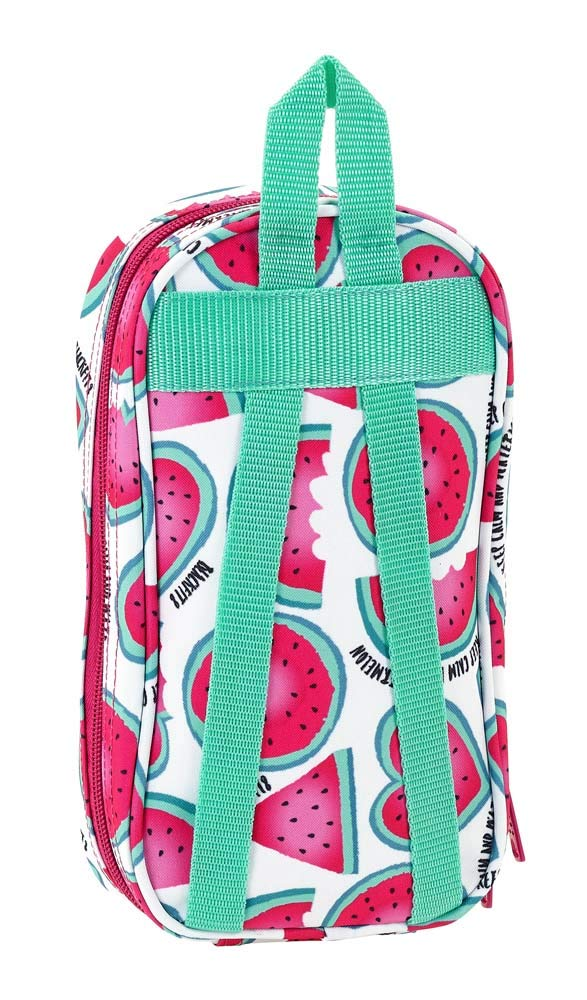 Amazon.com: BlackFit8 sandía mochila de estuche de 4