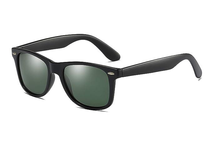 Amazon.com: ENSARJOE Polarized UV400 Classic Aviator - Gafas ...