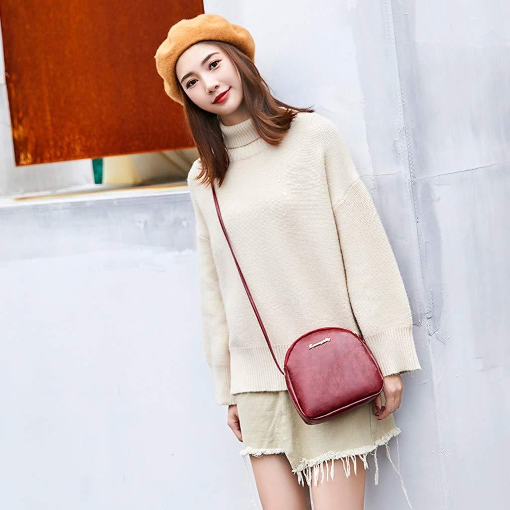 NRUTUP Vintage Lady Party Wallet Messenger Shoulder Messenger Bag Casual Mini Candy Bag