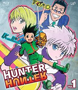 HUNTER X HUNTER: Volume 1 [Blu-ray]