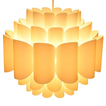 Superior DIY Pendant Light Shades Kit With 33 Inch Cord Set, Lampwin IQ Jigsaw  Puzzle Ceiling