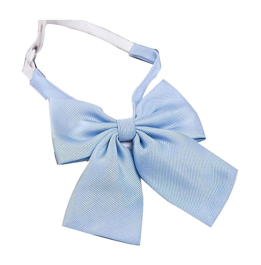 Corbata de lazo de Bowknot pre-atada hecha a mano ajustable para ...