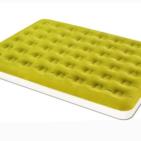 Colchones de aire levantado Airbed Rest Clásico Individual, Cama Doble tamaño Queen, con Bomba