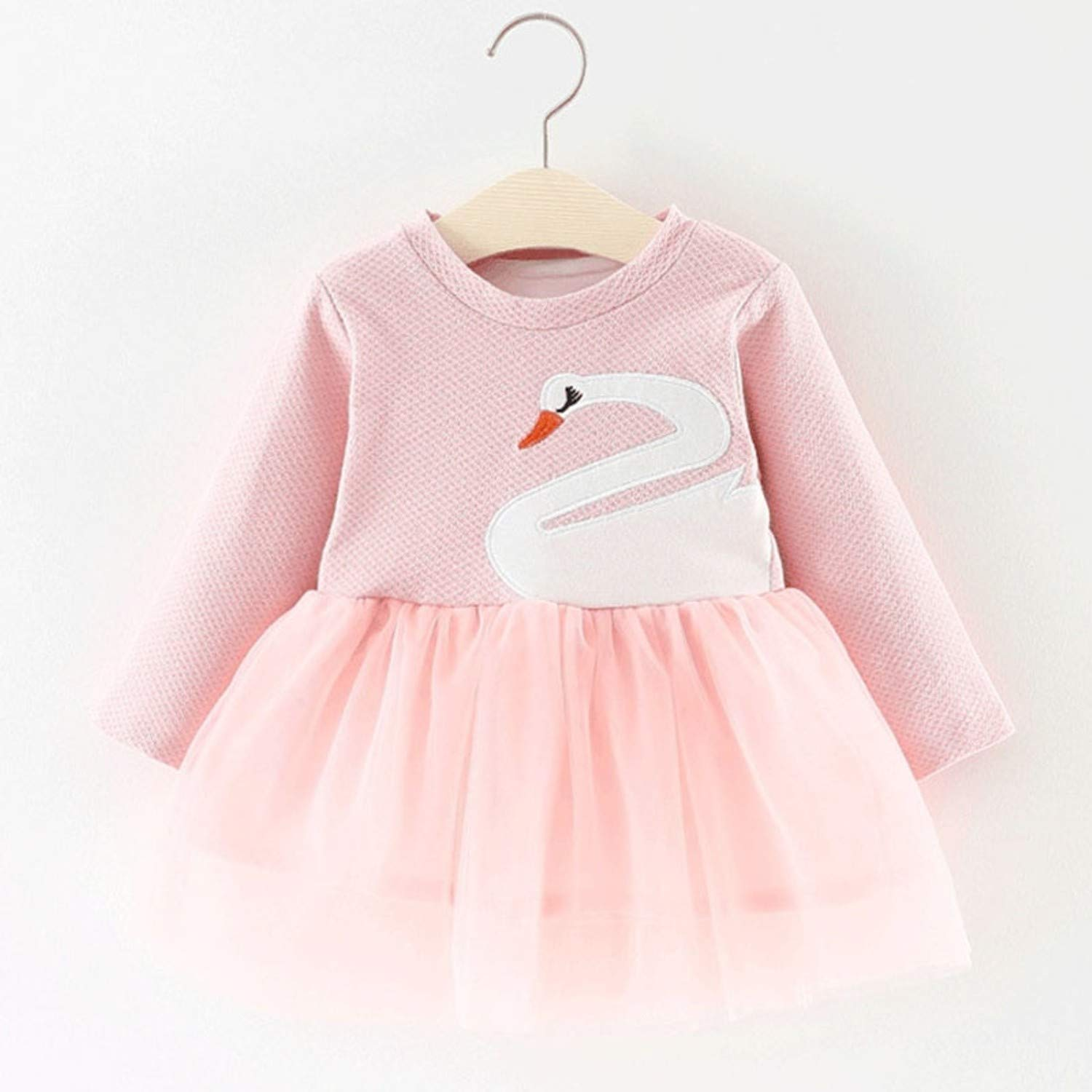 Amazon.com: Chitop Baby Girl Dress Casual Autumn Baby Clothes - Long ...