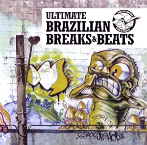 Various - Ultimate Breaks & Beats Vol. 3 & 4