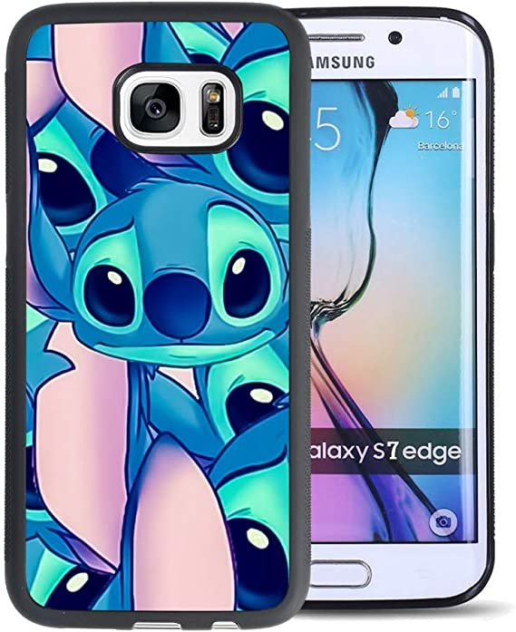 Amazoncom Disney Collection Stitch Wallpaper Phone Cover