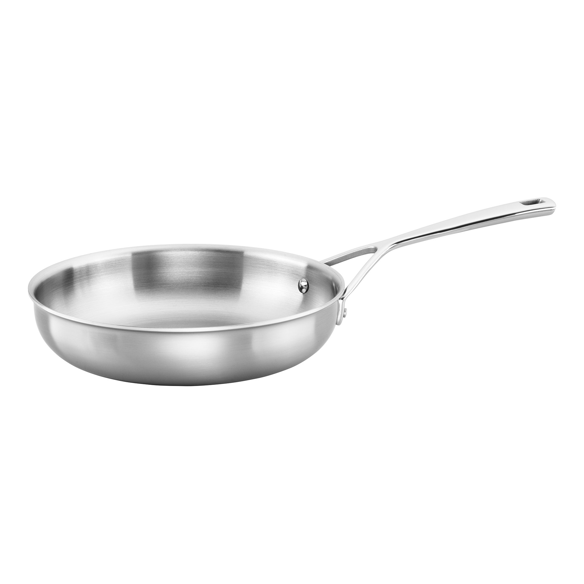 ZWILLING J.A. Henckels 66088-240 Fry Pan, 9.5'', Stainless Steel