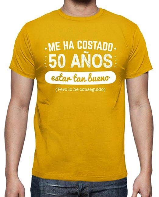 latostadora Camiseta 50 Años para Estar Tan Bueno v2, 1968 - Camiseta Hombre clásica