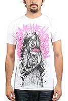 Bring Me The Horizon - Zombie Brain 30/1 Mens S/S T-Shirt In White