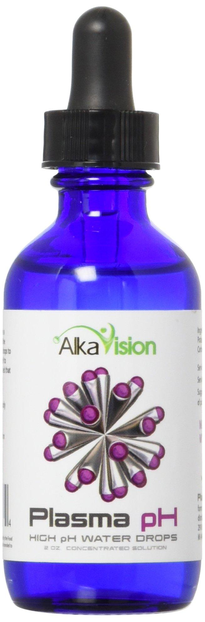 Plasma pH Drops 2 oz by AlkaVision 115 Servings - Original