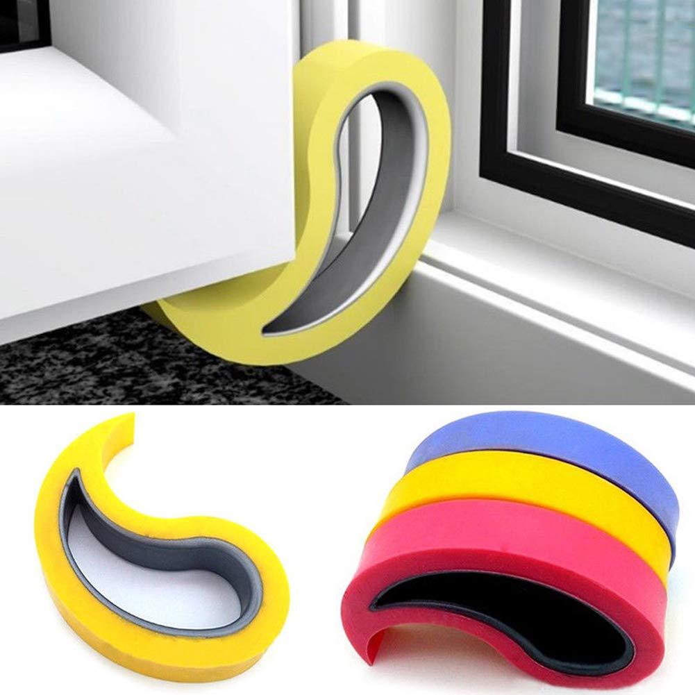 Amazon com: GZU Safety Room Doorstop Wedge Baby Kids Window