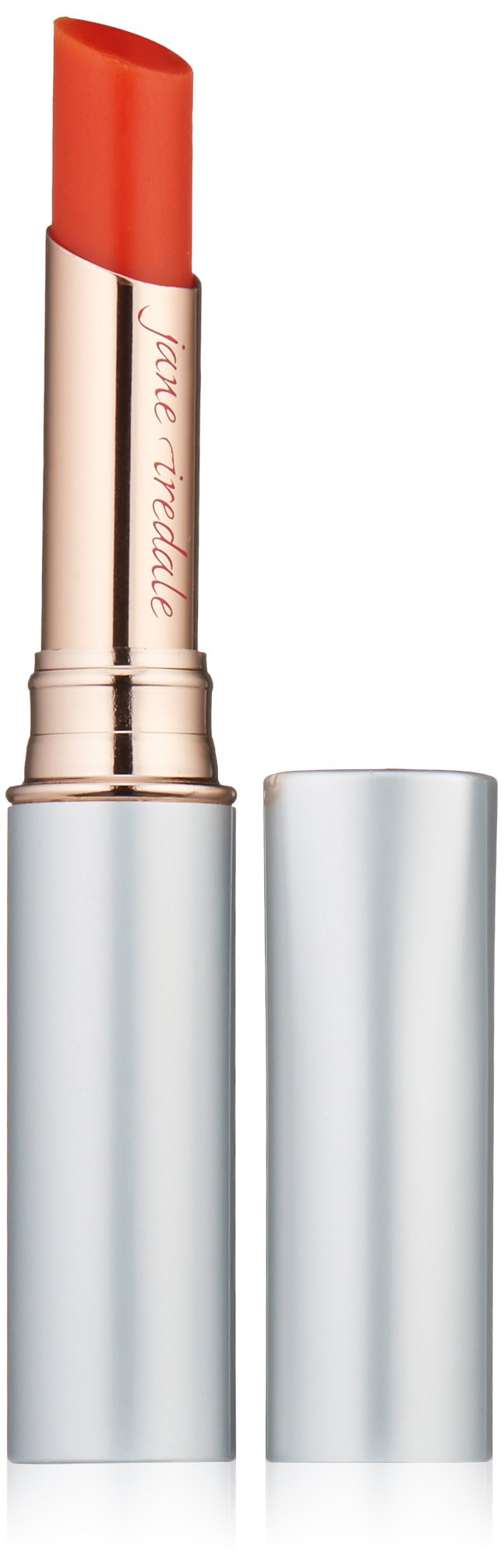 jane iredale Just Kissed Lip and Cheek Stain, Forever Red, 0.100 oz.