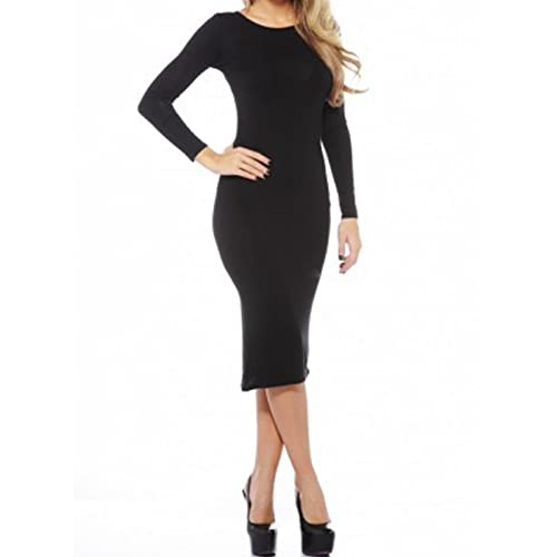 Fashion Lovers Womens Body Con Dress
