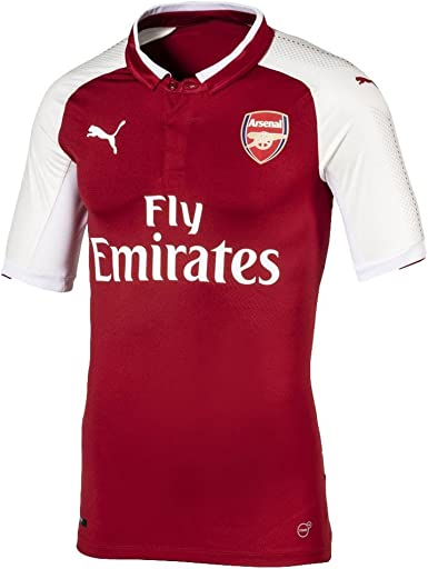 PUMA AFC Authentic Home Camiseta de fútbol, Hombre: Amazon.es: Ropa y accesorios