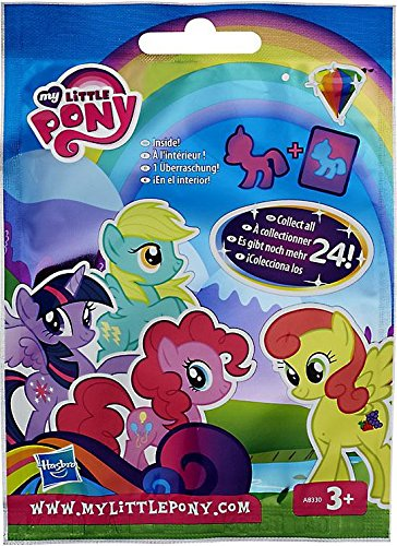 My Little Pony - 2 Inch PVC Figure - Wave 12 - Mystery PACK / 1 Blind Bag