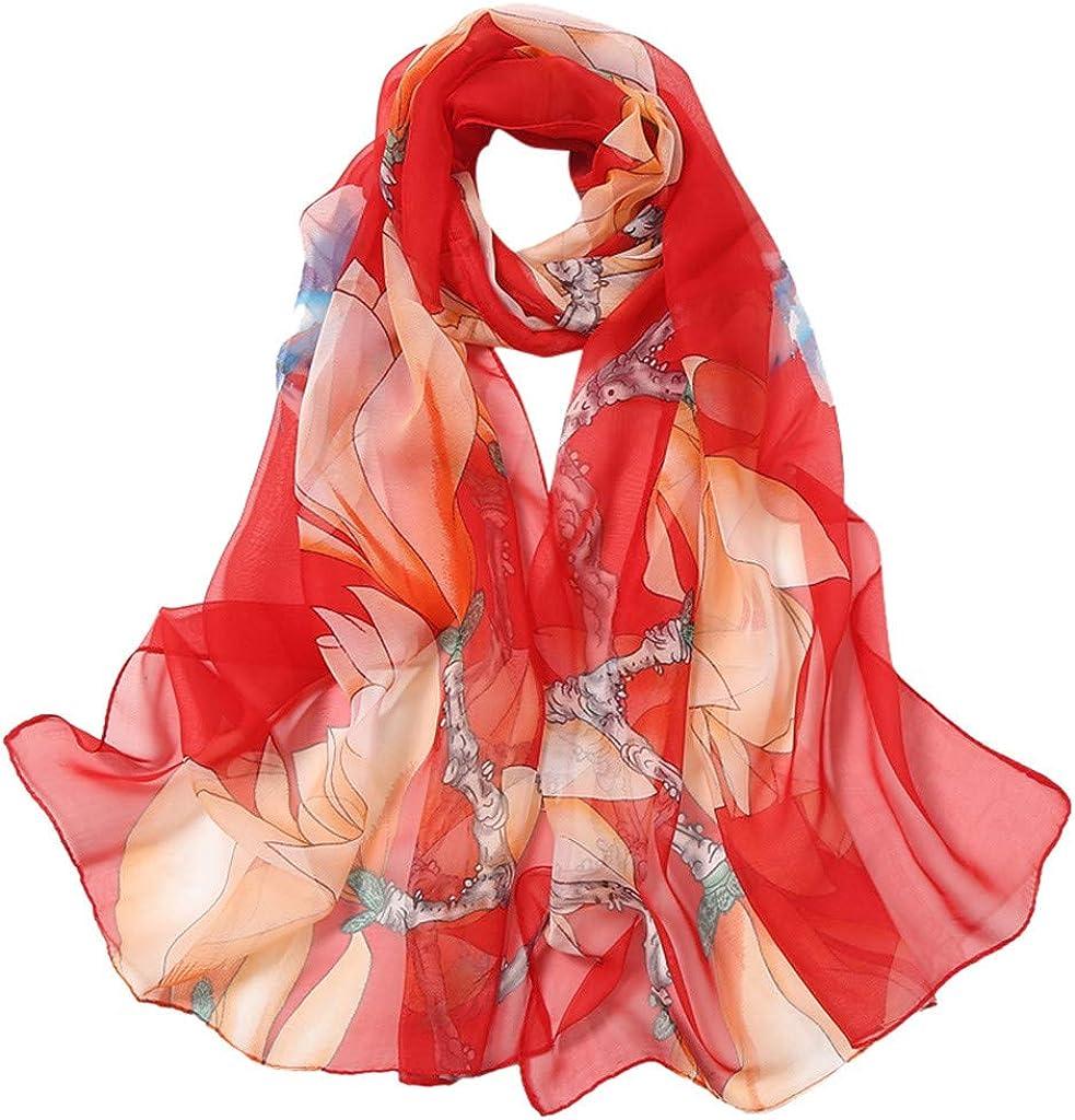 Fudule Scarves Silk...