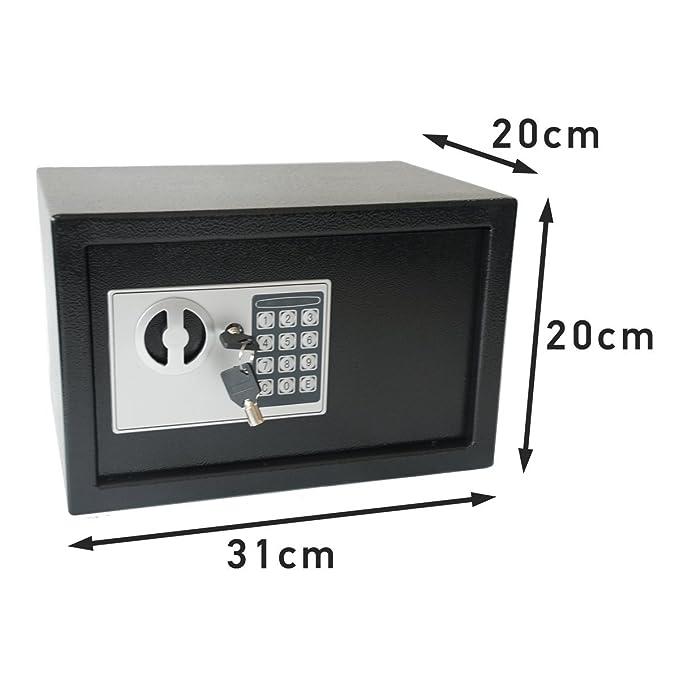 Time Lock Safe (UK Outlet)