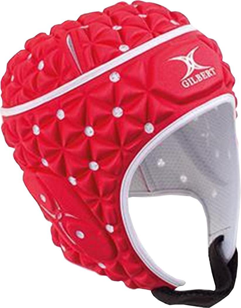 Gilbert Rugby Sport Scrum Cap Player Protection Headwear Helmet Ignite Headguard Sportsgear US