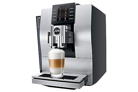 Jura 15237 - Cafetera automática, plateado: Amazon.es: Hogar
