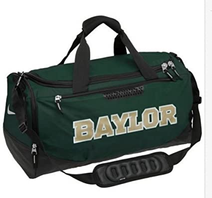 a7f2f97d78e4 Image Unavailable. Image not available for. Color  Nike Baylor Bears Medium  Training Duffle ...