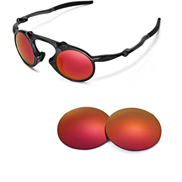 fff416897b Walleva Replacement Lenses for Oakley Madman Sunglasses - Multiple Options  Available
