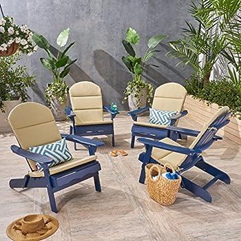 Amazon Com Great Deal Furniture Gavin Outdoor Acacia
