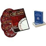 マジックDVDセット–Completeカードマジックデラックス74のDVDでボリュームセット–Over 150カードトリックを教えている効果