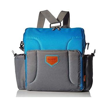 Amazon.com: Mochila portátil multifuncional para bebés de ...