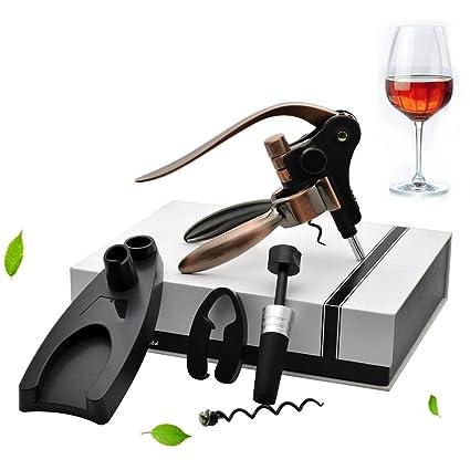 Amazon Aonesy Wine Bottle Opener All In One Manual Rabbit