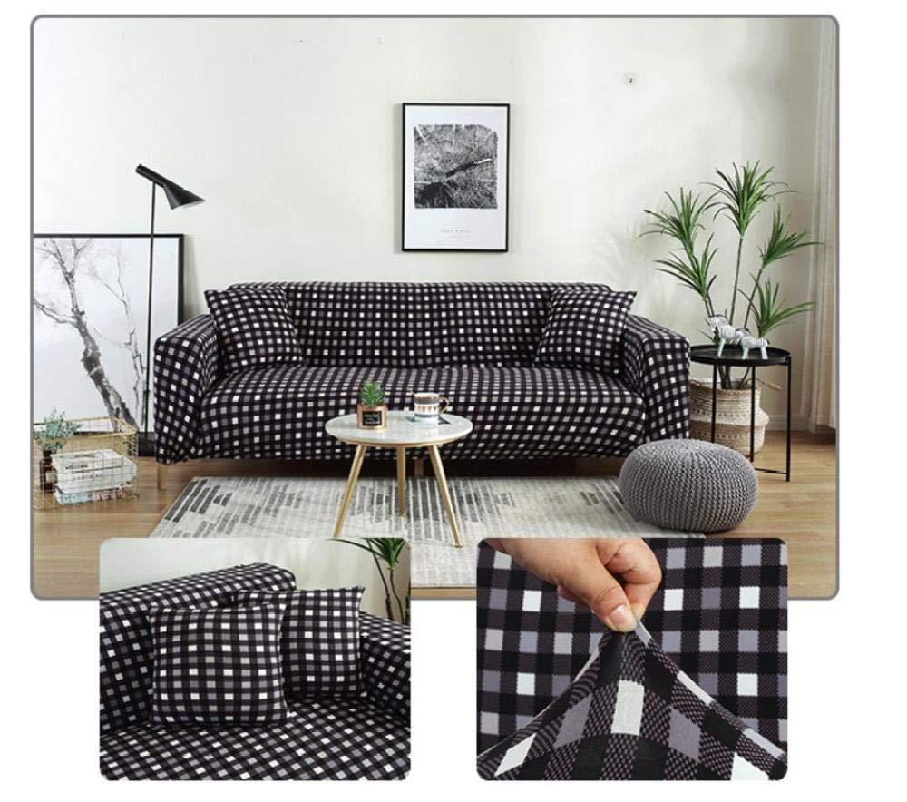 ZZZXX Funda Sofá Juegos Sofás Impresión Stretch Sofa Cover ...