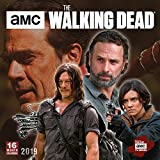 Product picture for AMC The Walking Dead 2019 Wall Calendar by AMC