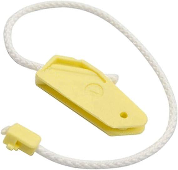 Spares2go - Cable polea para puerta de freno para lavavajillas ...