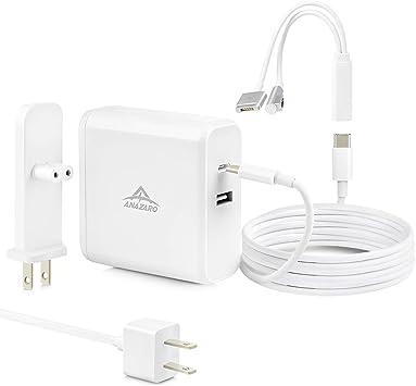 Amazon.com: Cargador de pared USB-C de 73 W, adaptador de ...