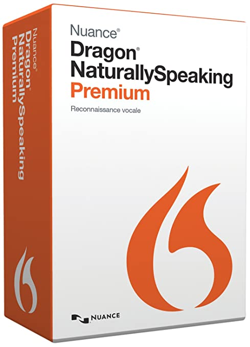 Dragon NaturallySpeaking Premium v13