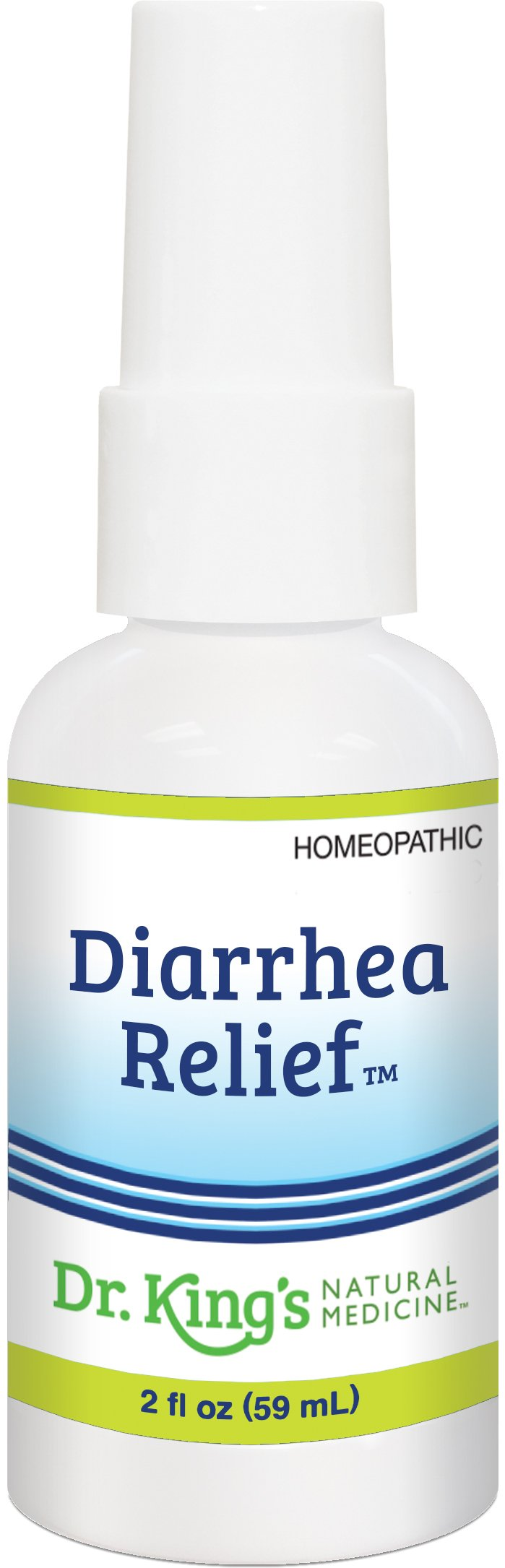 Dr. King's Natural Medicine Diarrhea Relief, 2 Fluid Ounce