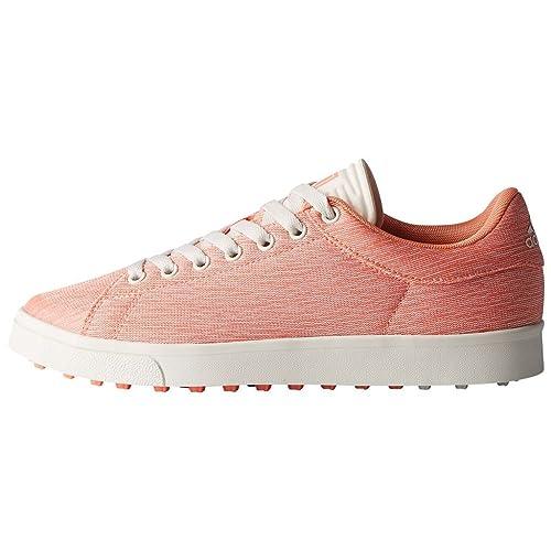 adidas W Adicross Classic Leather, Zapatillas de Golf para
