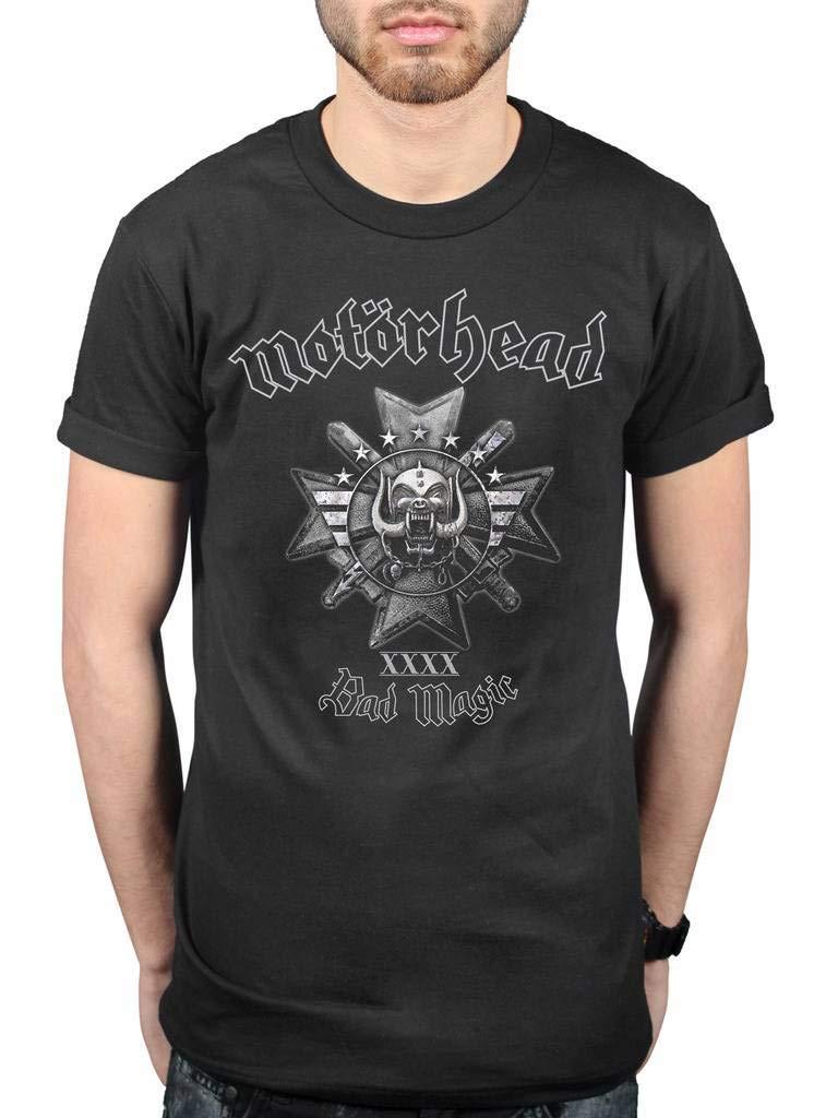 Official Motorhead Bad Magic T-Shirt