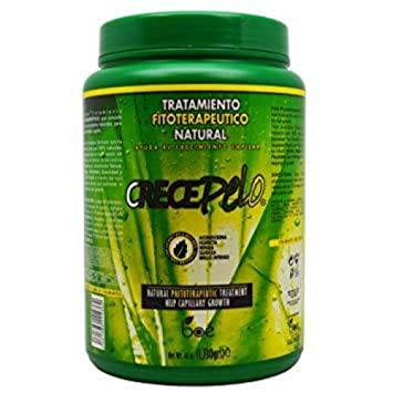 BOE Crece Pelo Conditioner Treatment For Hair Growth W/Nail File 61Oz