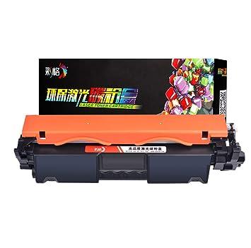 Cartucho de tóner para impresora, compatible con HP Color Cf217a ...