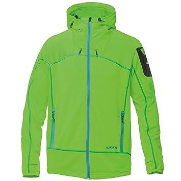 Quiksilver Lumi - Chaqueta de esquí para hombre (verde), color lima, talla L: Amazon.es: Deportes y aire libre