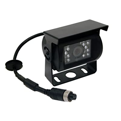 Buyers Products 8881211 Night Vision Camera (Color, Standard W/Audio, Heated, Waterproof, 4-Pin): Automotive