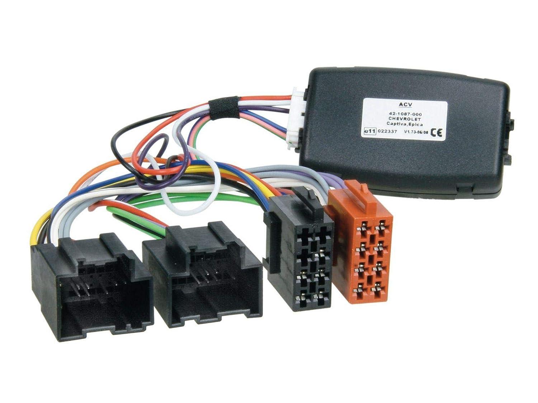ACV 42/ /700/Steering Wheel Remote Control Adapter /1087/
