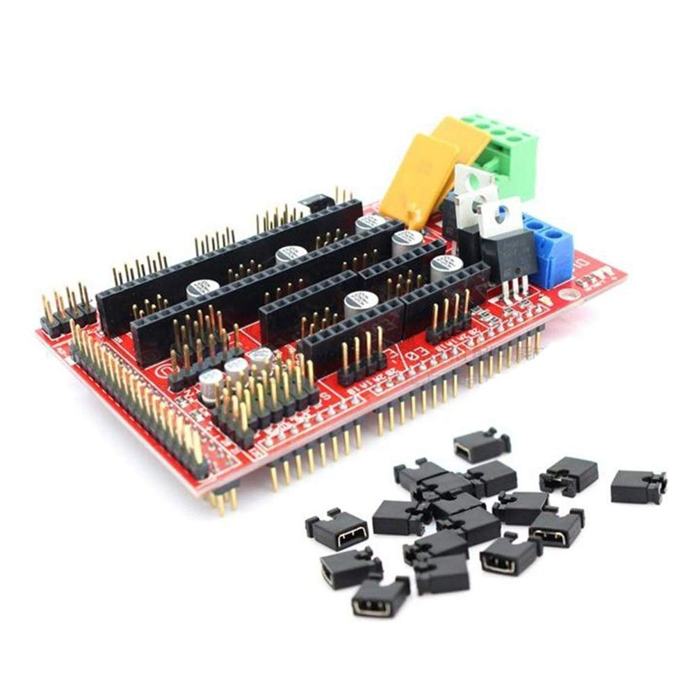 Controlador de Impresora 3D para RAMPS 1.4 Control de Impresora ...