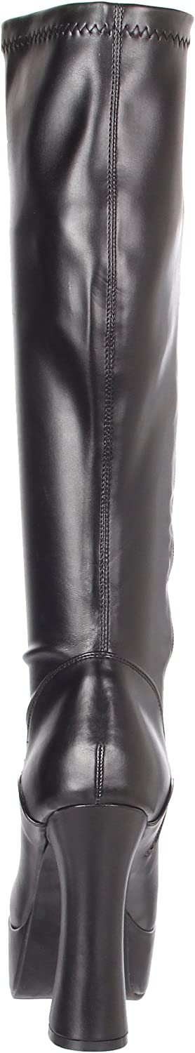 Pleaser - ELECTRA-2000Z, Polacchine donna Nero Blk St Faux Leather