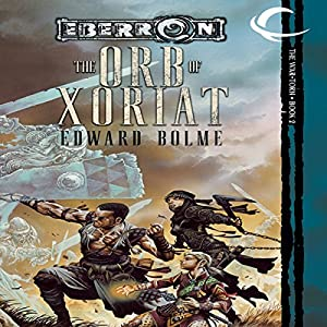 The Orb of Xoriat Audiobook
