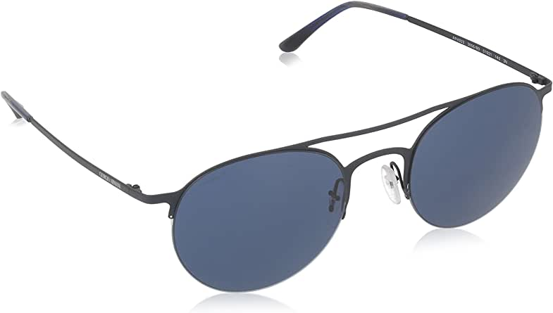 Amazon.com: Giorgio Armani 6023 305680 Black 6023 Round
